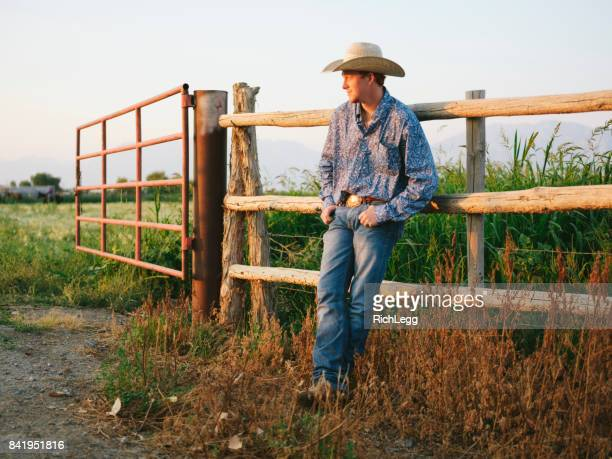 cowboy lifestyle in utah - rich_legg stock pictures, royalty-free photos & images