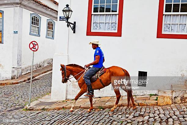 Cowboy, Ouro Preto, Minas Gerais, Brazil