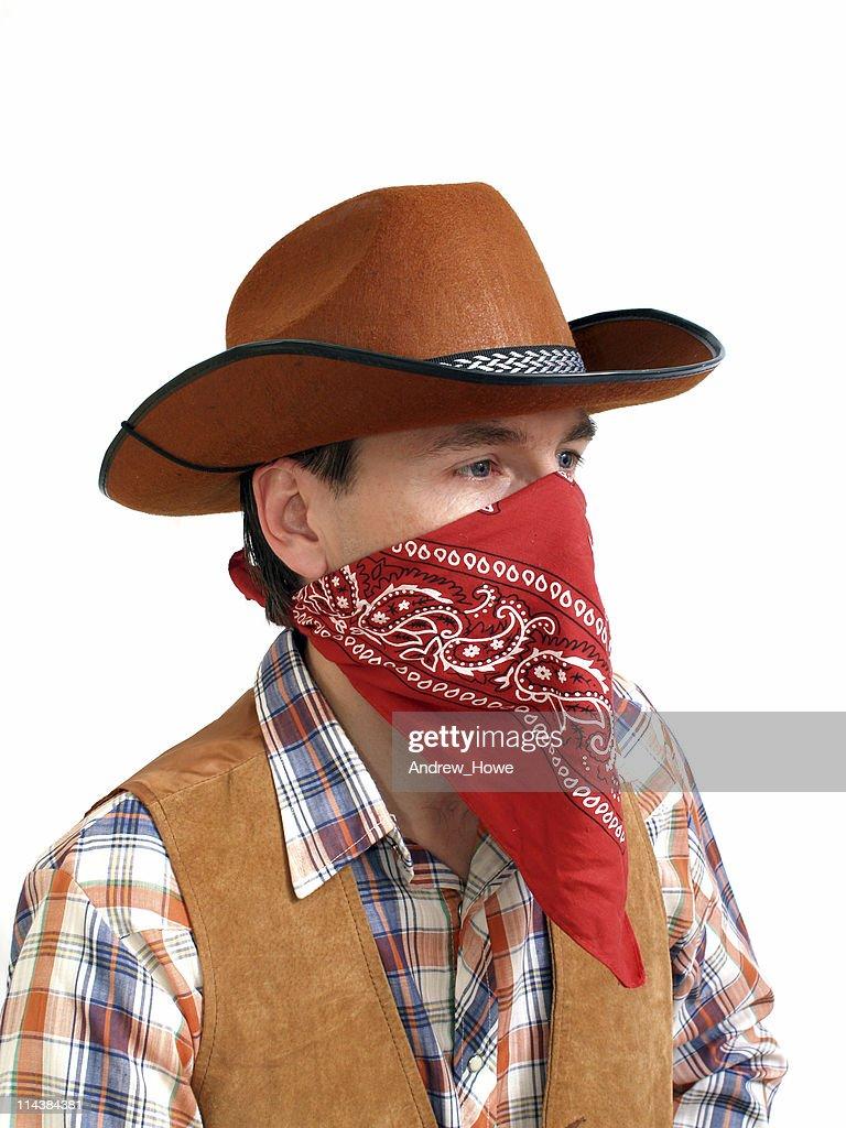 Cowboy : Foto de stock