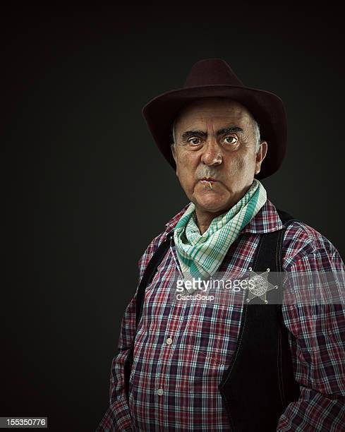 cowboy - sheriff stock pictures, royalty-free photos & images