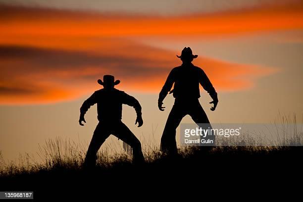 Cowboy Standoff
