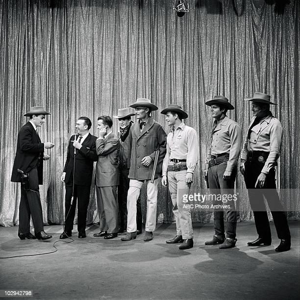 BANDSTAND Cowboy Stars Hula Hoop Pat Boone Airdate October 18 1958 JACK