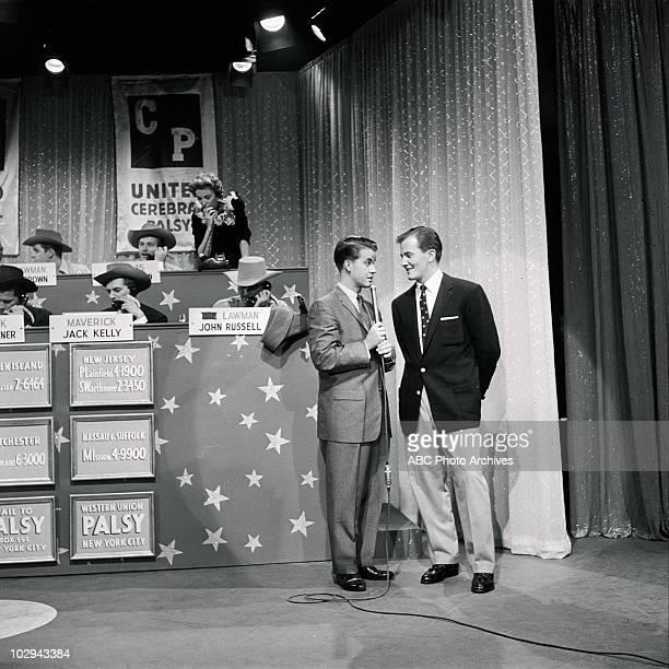 BANDSTAND Cowboy Stars Hula Hoop Pat Boone Airdate October 18 1958 JAMES