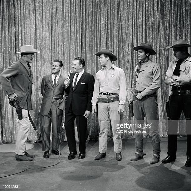 BANDSTAND Cowboy Stars Hula Hoop Pat Boone Airdate October 18 1958 JOHN