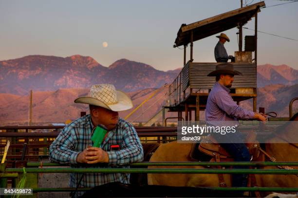 Cowboys at the Rodeo