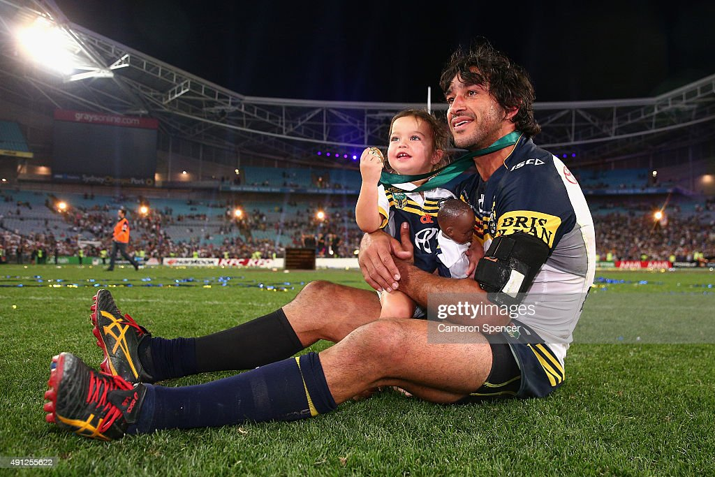 2015 NRL Grand Final - Broncos v Cowboys : News Photo