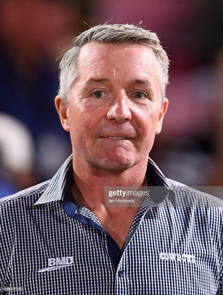NRL Rd 24 - Cowboys v Sharks