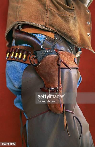 Cowboy's Gun Holster