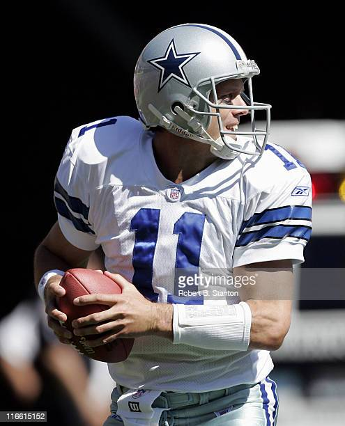 Cowboys quarterback Drew Bledsoe threw for 363 yards as the Dallas Cowboys defeated the San Francisco 49ers by a score of 34 to 31 at Monster Park...
