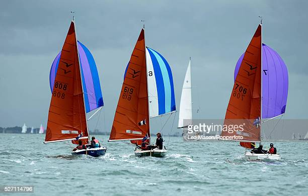 Cowes Week Cowes Red Wing Class X Class racing