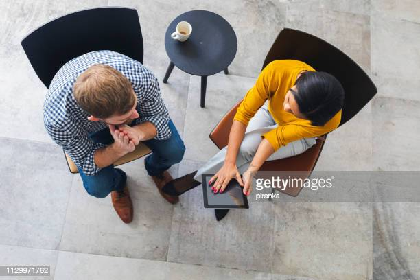 coworking - yellow stock pictures, royalty-free photos & images