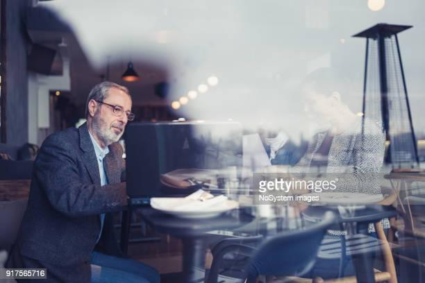 Co werkruimte in High-End Restaurants