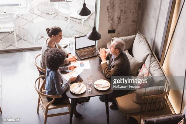 Co-Working-Space in High-End-Restaurants