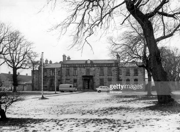 Cowpen Hall the stately home in Blyth which may be demolished 12th February 1963
