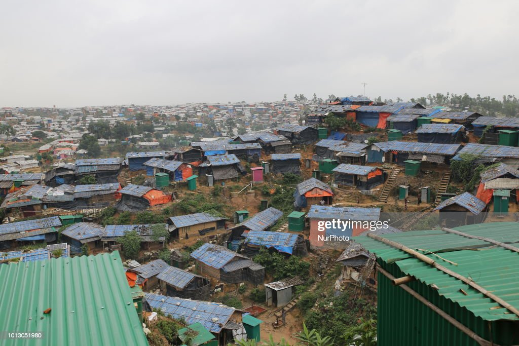 The Largest Refugee Camp In The World : News Photo