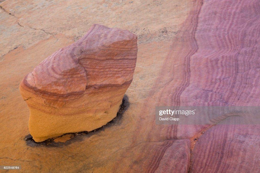Coyote Buttes South, Arizona, USA : Stock Photo