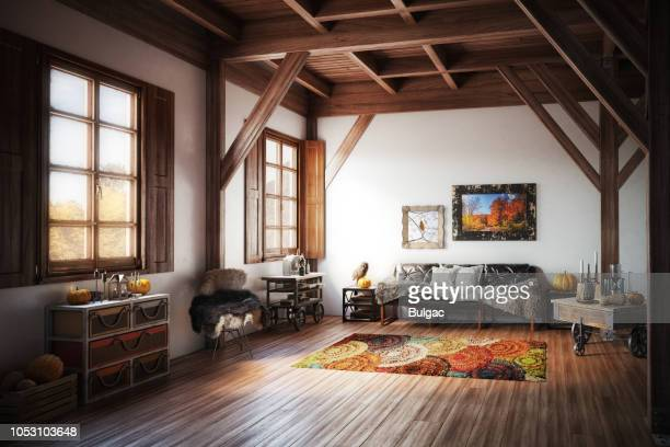 cozy home interior - carpet decor stock photos and pictures