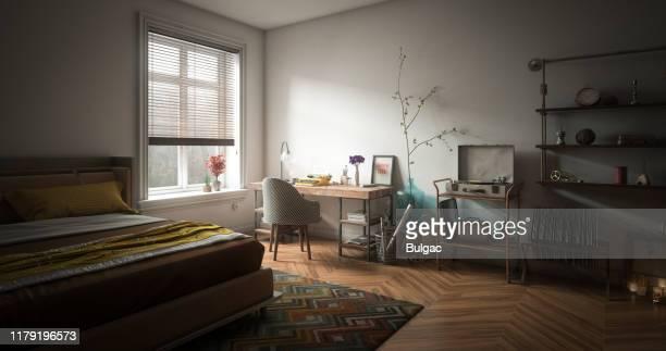 コージー ホーム インテリア - 日よけ ストックフォトと画像