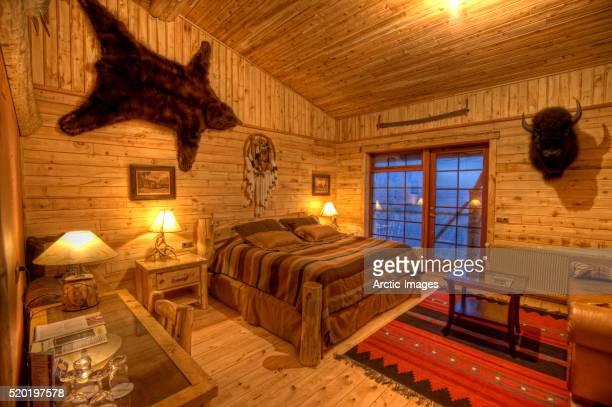 Cozy hotel room at the Hotel Ranga