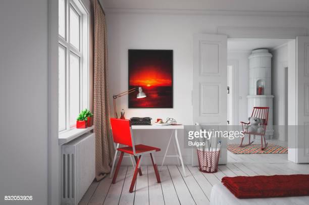 Cozy Scandinavian Interior