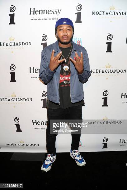 Cozz attends IGA BET PreAward Party at Poppy on June 22 2019 in Los Angeles California