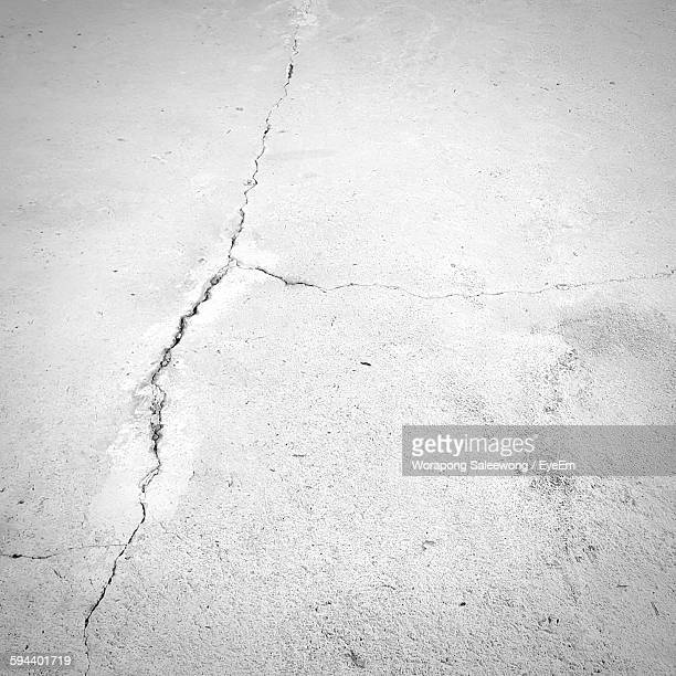 Crack On Wall