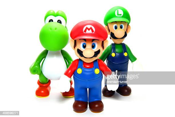 crack team - nintendo stock pictures, royalty-free photos & images