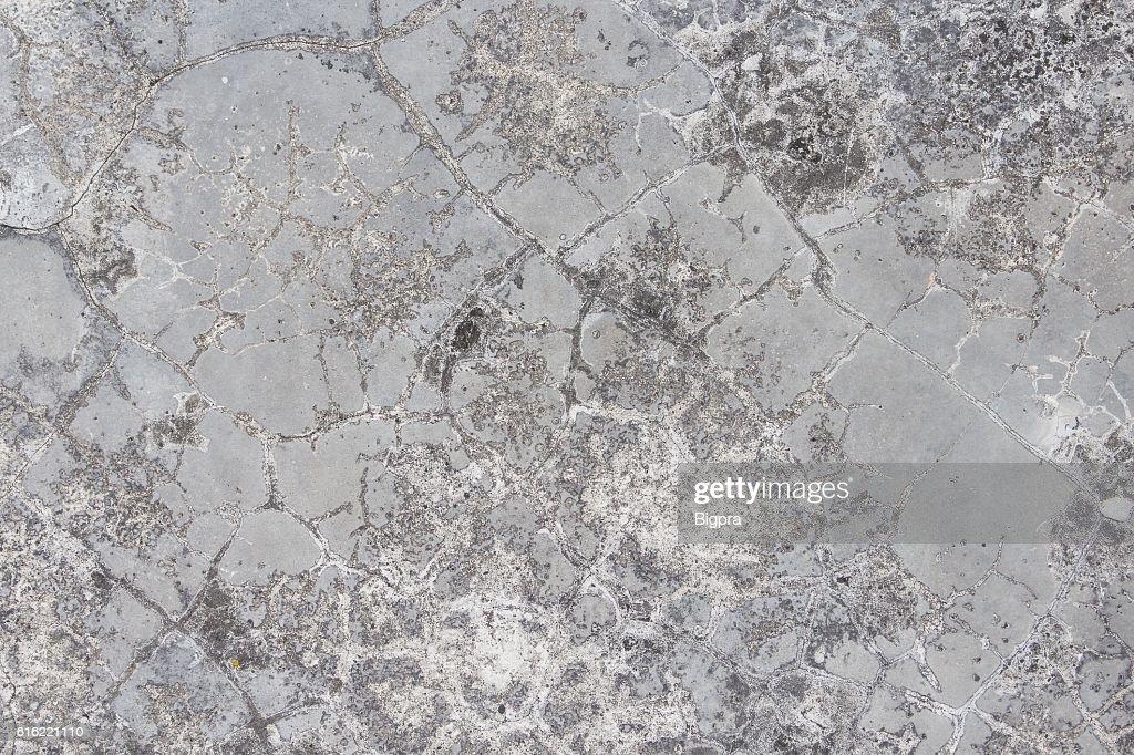 Gebrochen Beton alten Mauer Textur Hintergrund : Stock-Foto