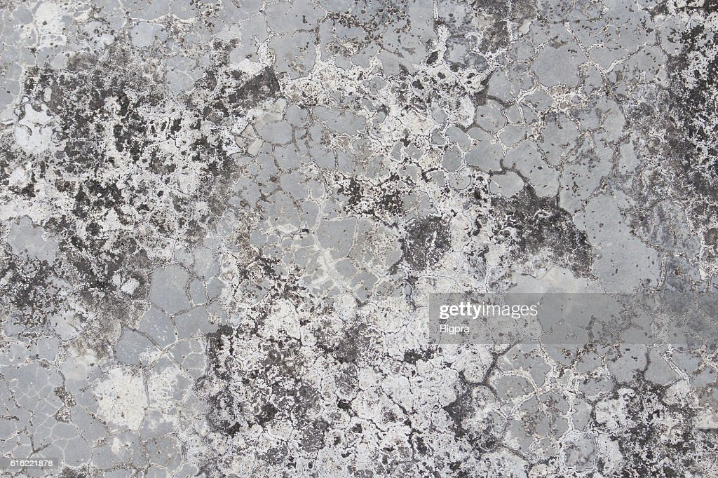 Cracked  concrete old wall texture background : Stockfoto