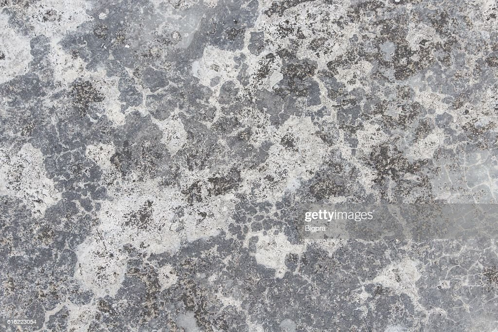 Cracked  concrete old wall texture background : Bildbanksbilder