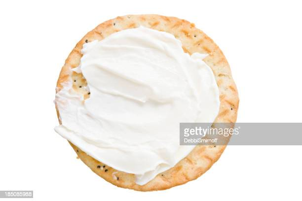 Cracker And Cream Cheese