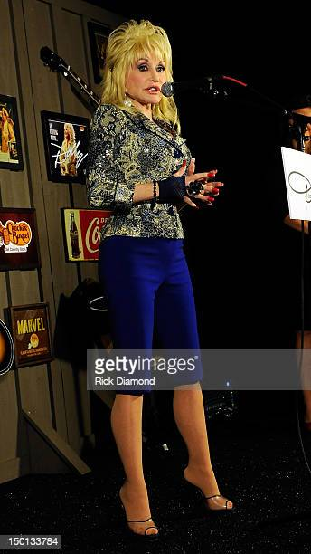 Cracker Barrel Music presents An Evening With Dolly Gold Record Celebration for her first Gold recording in 11 years and the first Certified Gold...