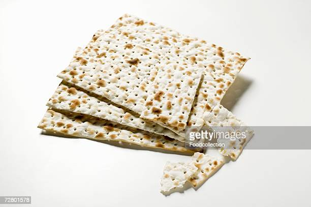 Crackers, in a pile