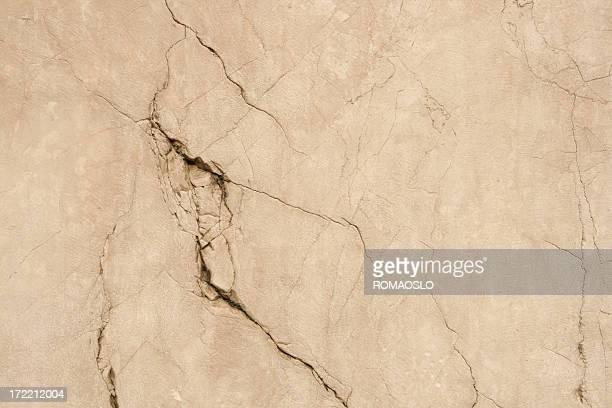 crackled roman grunge de textura de parede de mármore - mármore rocha - fotografias e filmes do acervo