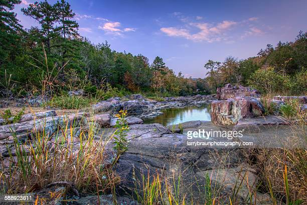 cracks - ozark mountains stock pictures, royalty-free photos & images