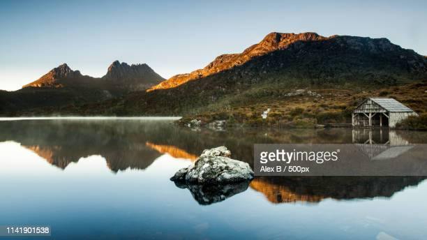 cradle mountain - south yorkshire stock pictures, royalty-free photos & images