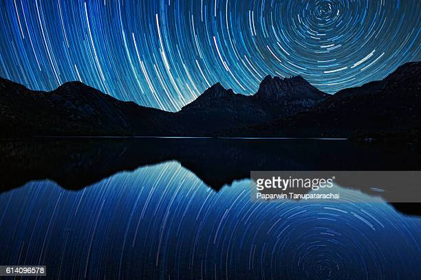 Cradle Mountain star tail