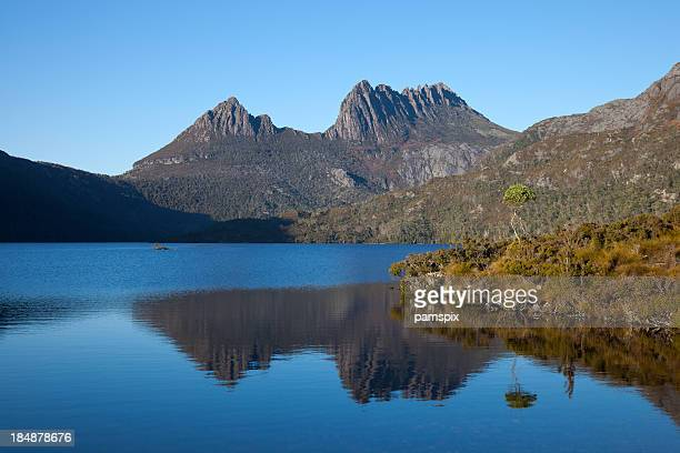 Cradle Mountain Tasmania and Dove Lake