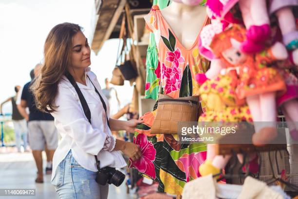 craft and tourism fair in brazil - pop up store stock pictures, royalty-free photos & images