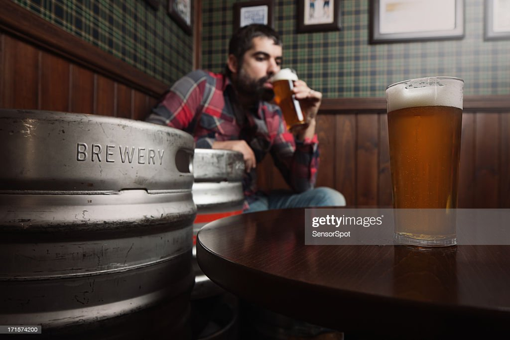 Craft beer : Stock Photo