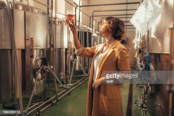 craft brewery - fermenting stock pictures, royalty-free photos & images