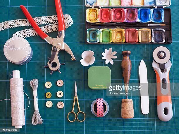 Craft equipment