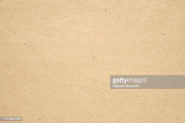 craft paper texture background - brown paper stock pictures, royalty-free photos & images
