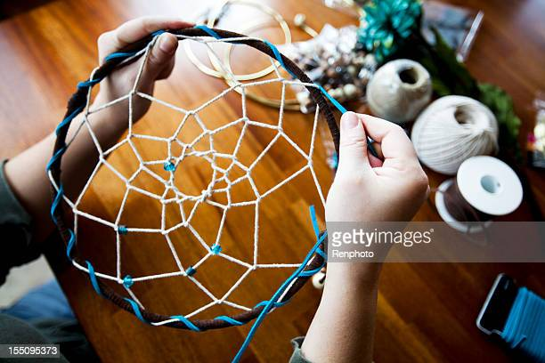 Craft Series: Making a Dream Catcher