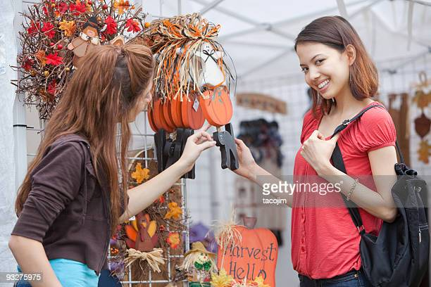 Craft Show Shoppers