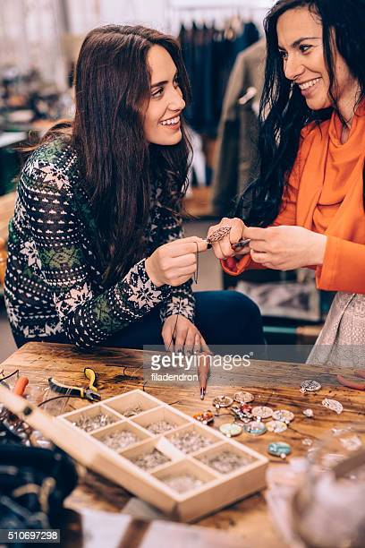 Crafting jewelry
