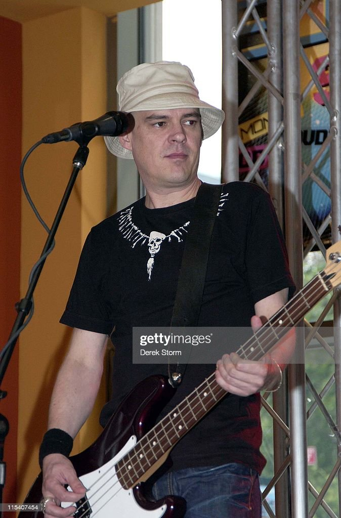 The Alarm Perform at Virgin Megastore - July 12, 2006