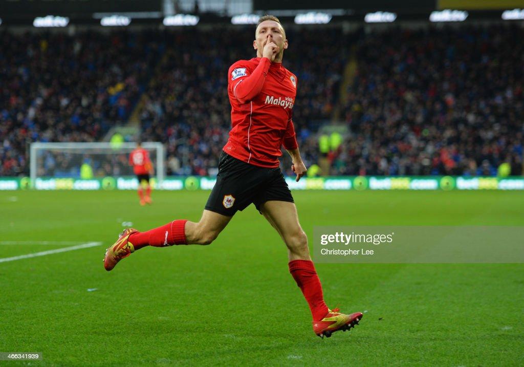 Cardiff City v Norwich City - Premier League