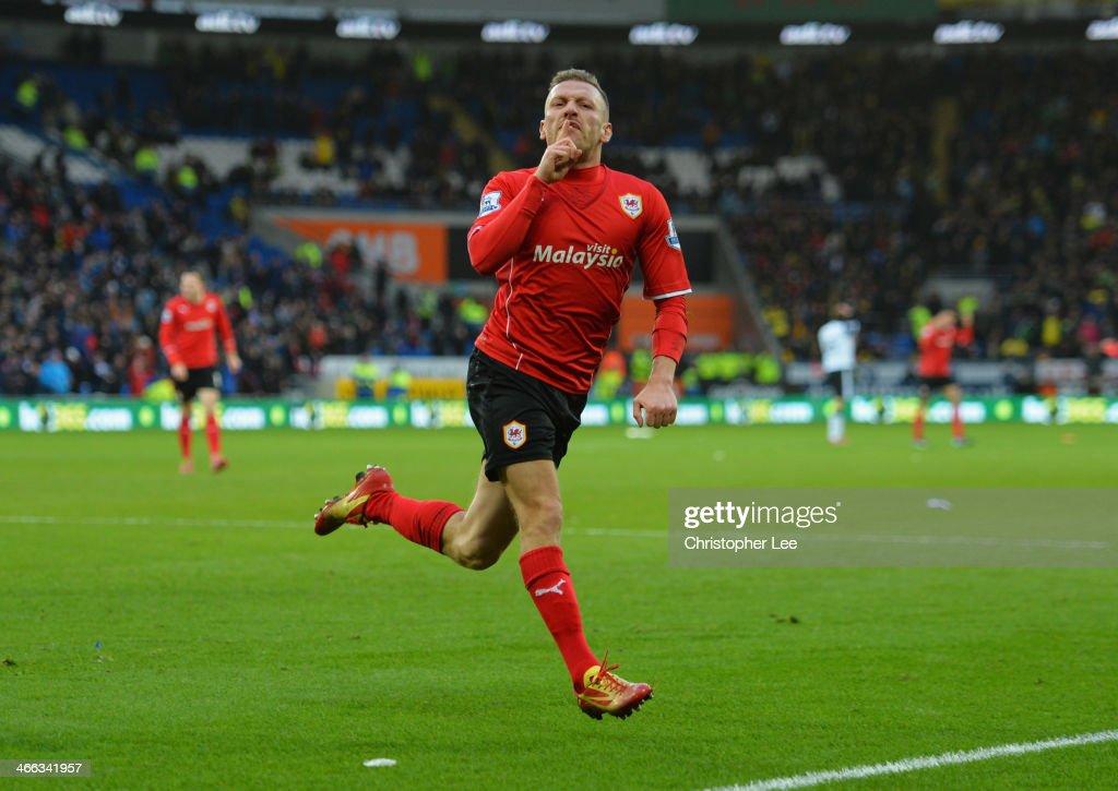 Cardiff City v Norwich City - Premier League : News Photo