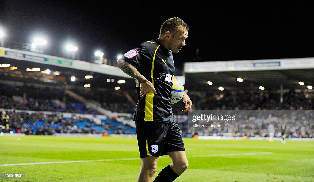 Leeds United v Cardiff City - npower Championship : News Photo